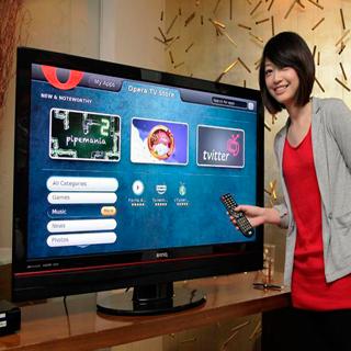 Норвежская компания Opera запустила виртуальный магазин приложений Opera TV Store