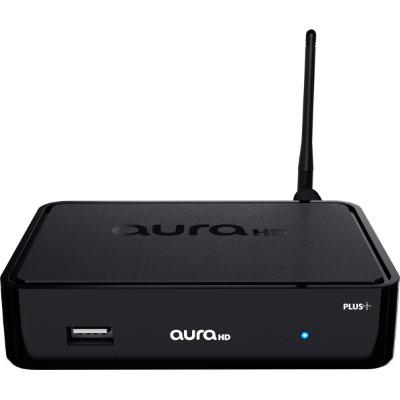 В продажу поступили медиприставки Aura HD Plus