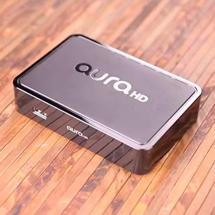 Видеообзор приставки Aura HD