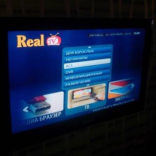 Краткий обзор OTT-провайдеров: Real TV
